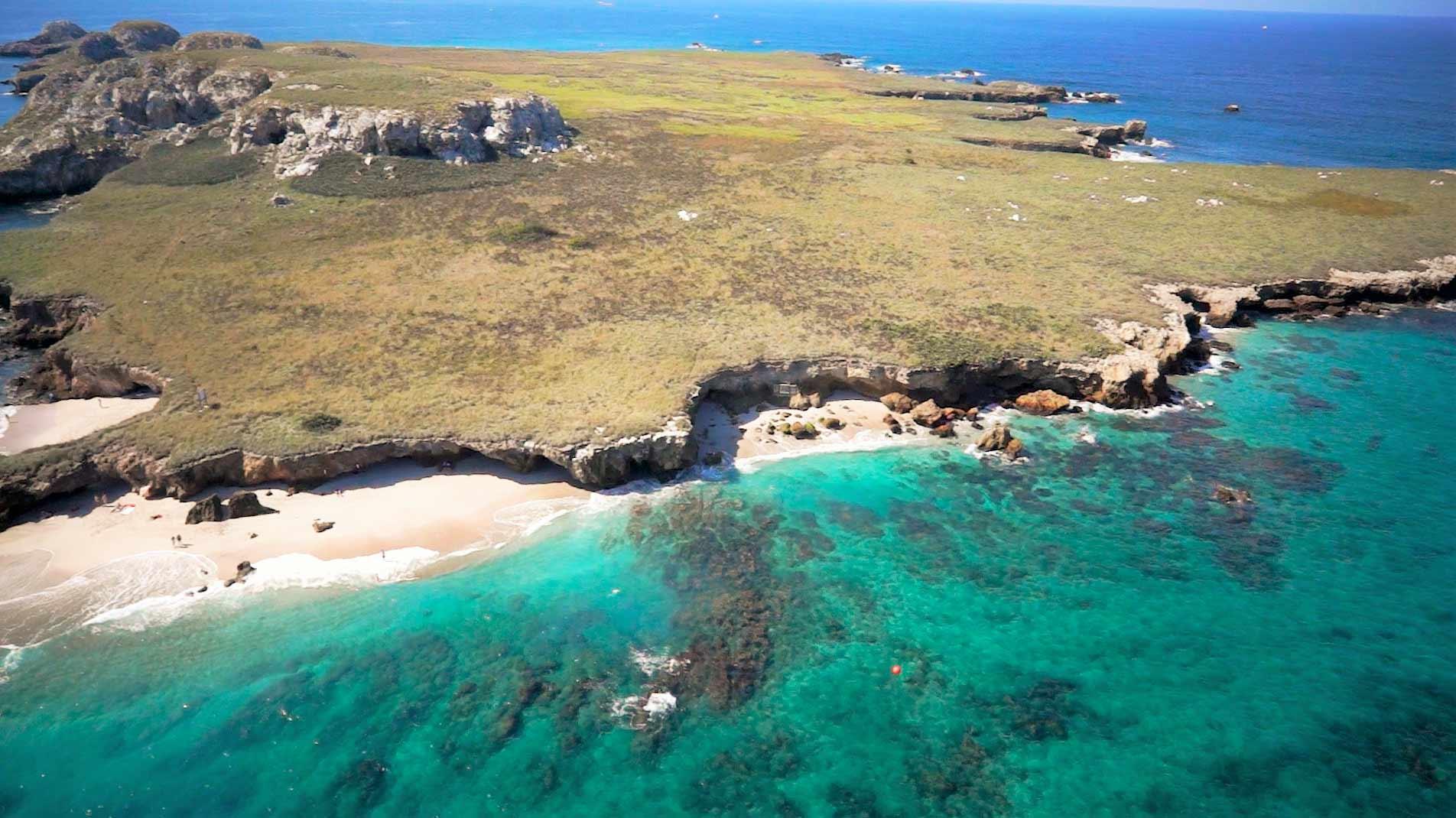 how to go to islas marietas national park